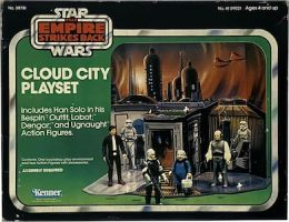 Cloud City Playset