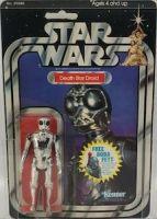 Custom Star Wars Vintage 20-Back Death Star Droid Lego Card Back 39080