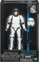 Han Solo Stormtrooper Disguise