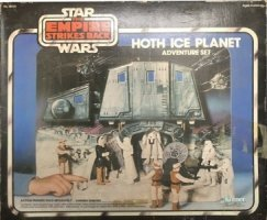 Hoth Ice Planet Adventure Set