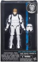 Luke Skywalker Stormtrooper Disguise