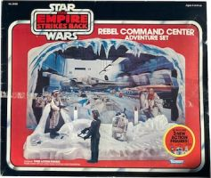 Rebel Command Center