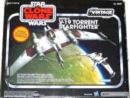 Republic V-19 Torrent Starfighter