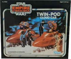 Twin-Pod Cloud Car