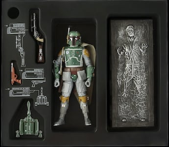 Boba Fett and Han Carbonite