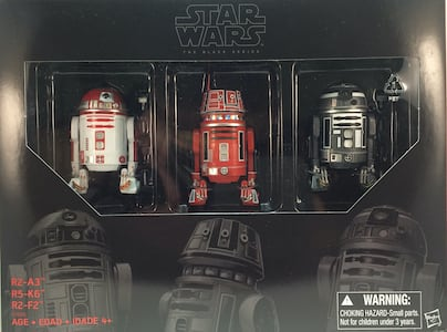 Droid 3 Pack