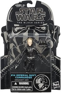 Imperial Navy Commander