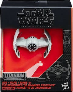 Inquisitor's Tie Advanced Prototype