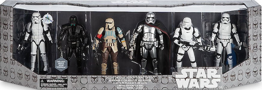 Limited Edition Trooper Set