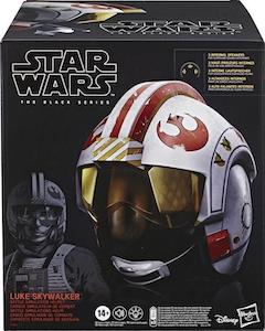 Luke Skywalker Electronic X-Wing Pilot Helmet
