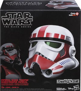 Shock Trooper Helmet