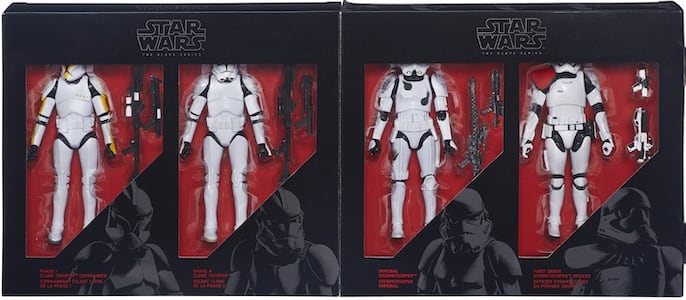 Amazon Stormtrooper 4 pack