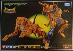Cheetus MP-34