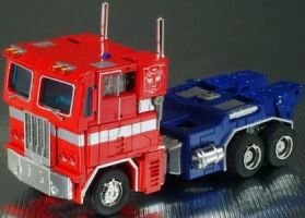 Convoy Last Production MP-1L