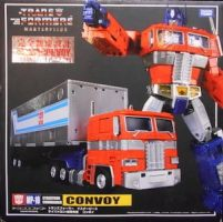 Optimus Prime Convoy MP-10