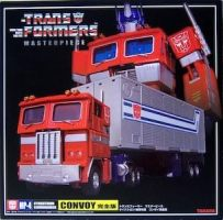 Optimus Prime Convoy Perfect Edition MP-4