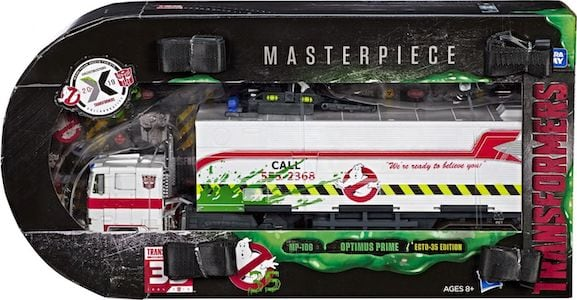 Optimus Prime MP-10G Ecto-35