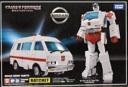 Ratchet MP-30