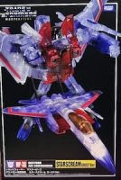 Starscream Ghost MP-3G
