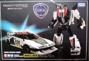 Wheeljack MP-20