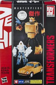 Bumblebee and Spike MP-08