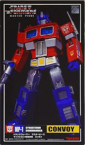 Optimus Prime Convoy MP-1