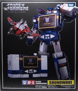 Soundwave MP-13