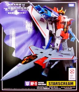 Starscream MP-11