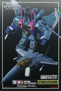 Starscream MP-3