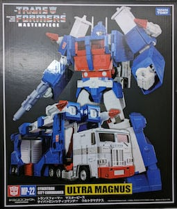 Ultra Magnus MP-22